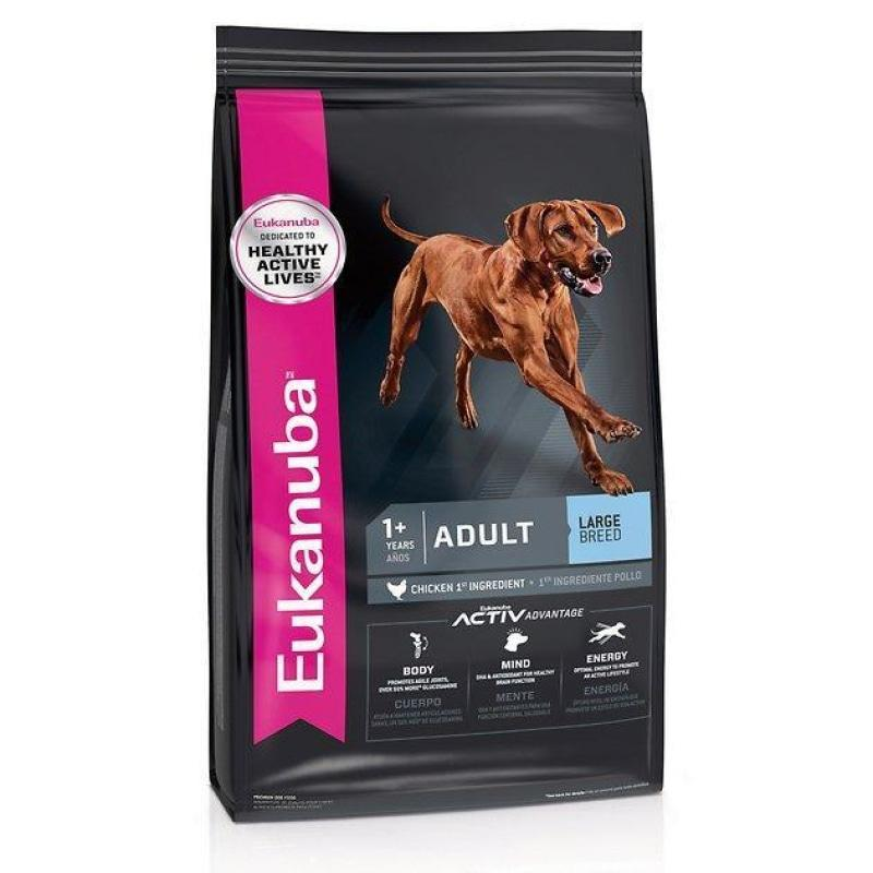 Eukanuba Dog Food Adult Large Breed  Dog Food - PetMax
