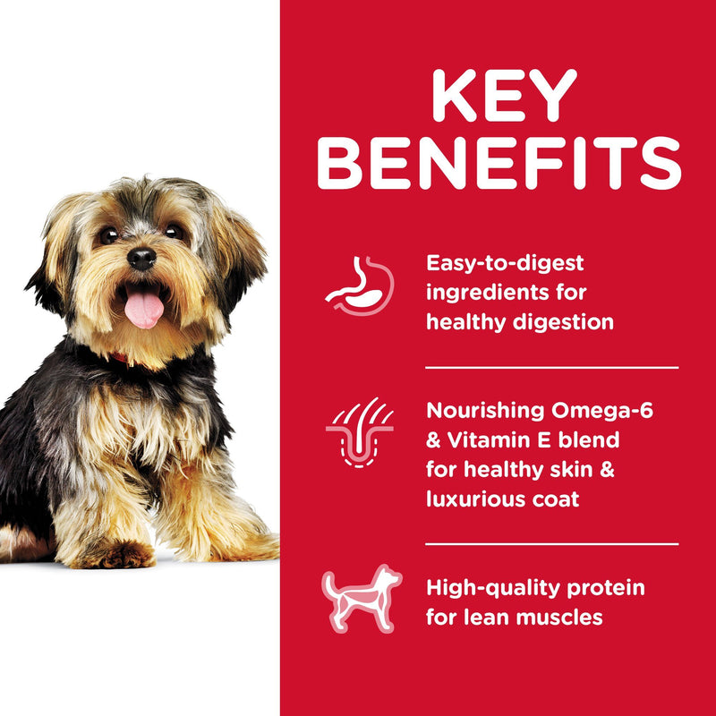Science Diet Canine Adult Small & Toy Breed | Dog Food -  pet-max.myshopify.com
