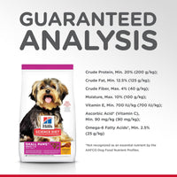 Science Diet Canine Adult Small & Toy Breed Dog Food [variant_title] [option1] - PetMax.ca