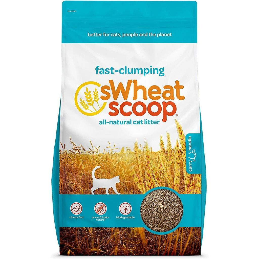 Swheat Scoop Fast Clumping [variant_title] [option1] | Cat Litter Swheat Scoop -  pet-max.myshopify.com