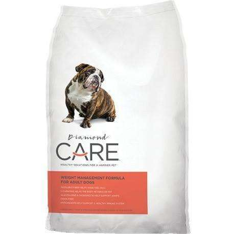 Diamond Care Dog Food Adult Weight Management, Dog Food, Diamond Pet Food - PetMax Canada