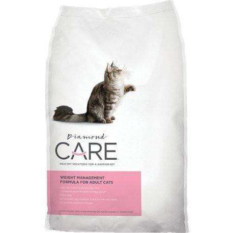 Diamond Care Cat Food Adult Weight Management