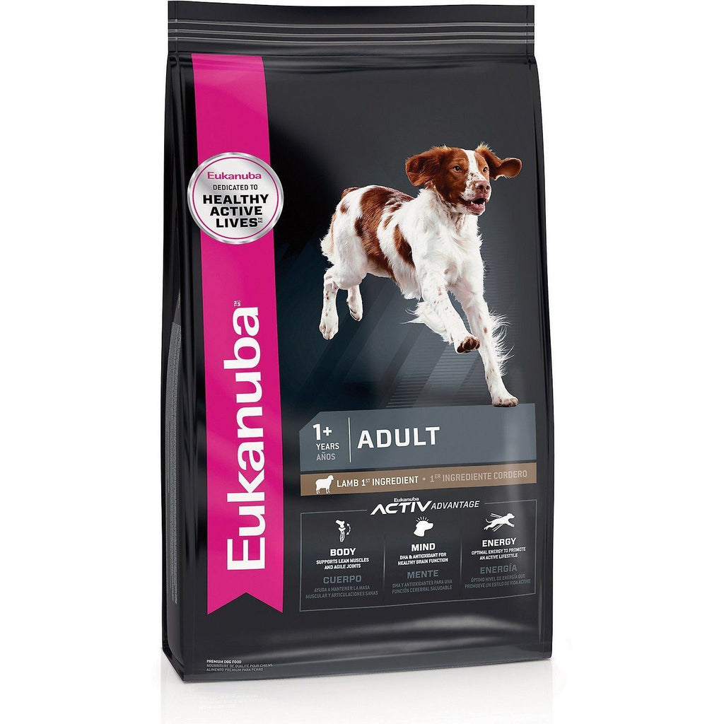 Eukanuba Dog Food Adult Lamb  Dog Food - PetMax