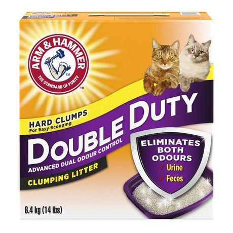 Arm & Hammer Double Duty Litter [variant_title] [option1] | Cat Litter Arm & Hammer -  pet-max.myshopify.com