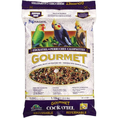 Hagen Cockatiel Gourmet Seedmix, Bird Food, Rolf C Hagen Inc. - PetMax