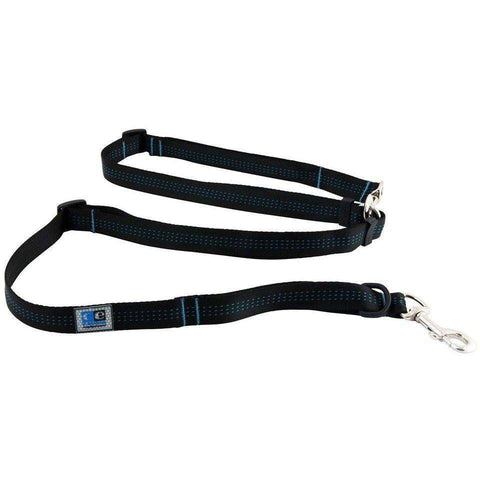 Canine Equipment Beyond Control Leash Black, Leashes, RC Pet Products - PetMax Canada