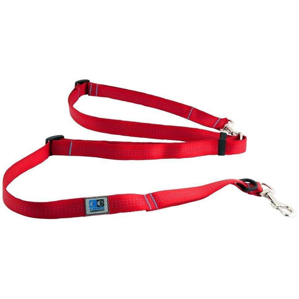Canine Equipment Beyond Control Leash Red  Leashes - PetMax