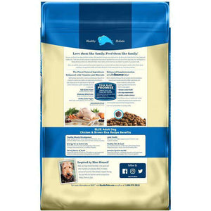 Blue Buffalo Life Protection Dog Food Chicken & Rice | Dog Food -  pet-max.myshopify.com
