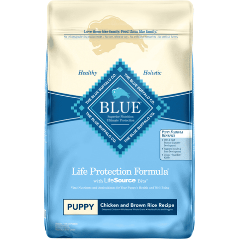 Blue Buffalo Life Protection Puppy Food Chicken & Rice