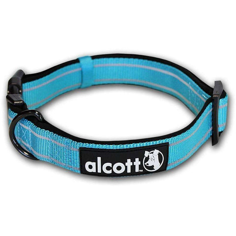 Alcott Adventure Adjustable Collar Blue