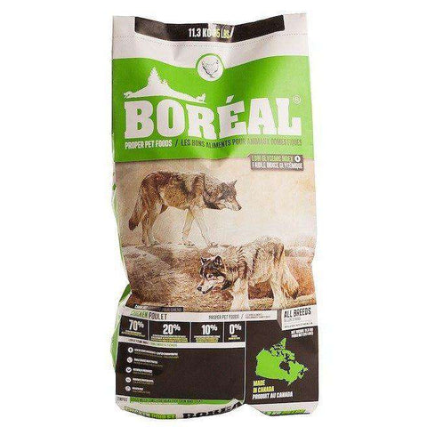 Boreal Dog Food Adult Proper Chicken, Dog Food, Boreal Pet Food - PetMax Canada