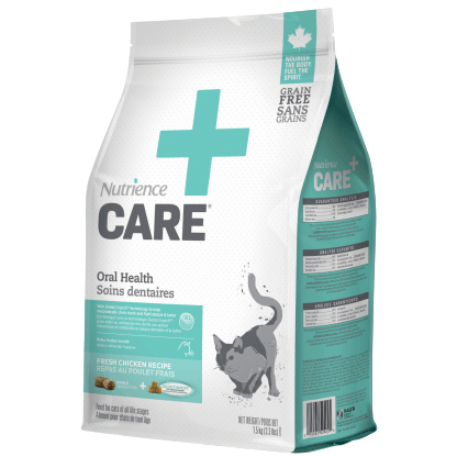 Nutrience Care Cat Food Oral Health  Dry Cat Food - PetMax