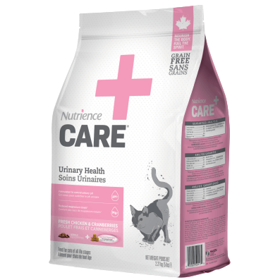 Nutrience Care Cat Food Urinary Health  Dry Cat Food - PetMax