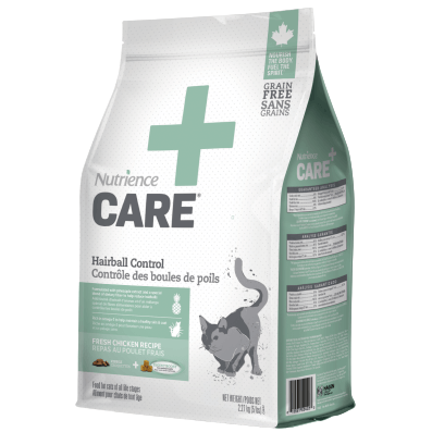 Nutrience Care Cat Food Hairball Control  Dry Cat Food - PetMax