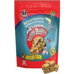 Benny Bully's Beef Liver Plus Real Whitefish Cat Treats  Cat Treats - PetMax