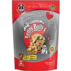 Benny Bully's Plus Real Heart Liver Cat Treats  Cat Treats - PetMax