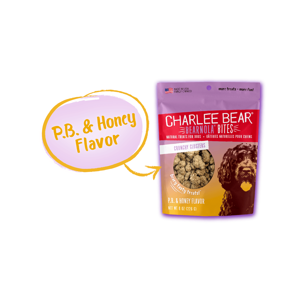 Charlee Bear Bearnola Peanut Butter & Honey Flavor