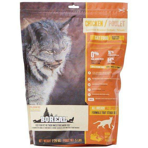 Boreal Cat Food Adult Chicken