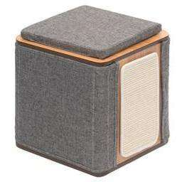 Vesper Cat Furniture V-Cubo Stone | Cat Scratching Posts -  pet-max.myshopify.com