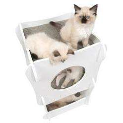 Vesper Condo  Cat Scratching Posts - PetMax
