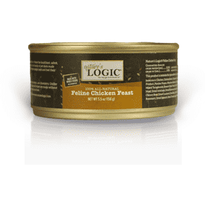 Nature's Logic Canned Cat Food Chicken Feast