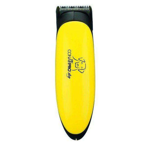 Conair Yellow Dog Palm Pro Micro Pet Trimmer, Grooming, Conair Pet - PetMax