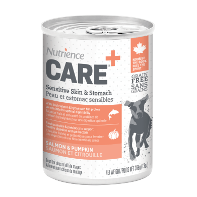 Nutrience Care Canned Dog Food Sensitive Skin & Stomach  Canned Dog Food - PetMax
