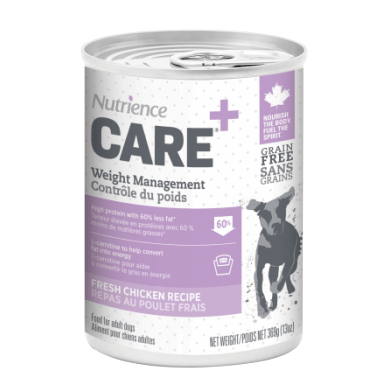 Nutrience Care Canned Dog Food Weight Management  Canned Dog Food - PetMax