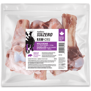 Nutrience Subzero Raw Dog Food Boar Drums Raw Dog Food [variant_title] [option1] - PetMax.ca