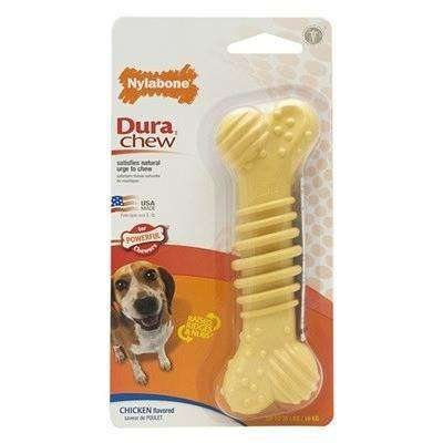 Nylabone Dura Chew Plus Bone | Chew Products -  pet-max.myshopify.com