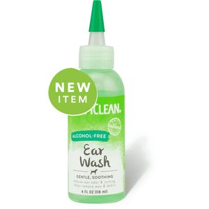 Tropiclean Alcohol Free Ear Wash  Health Care - PetMax