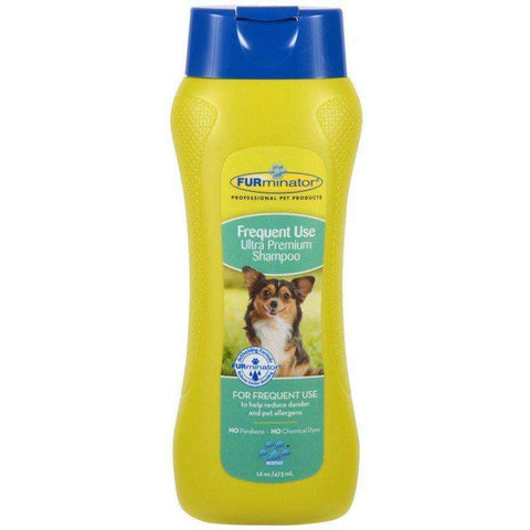 Furminator Frequent Use Shampoo For Dogs, Grooming, Furminator Inc. - PetMax