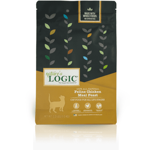 Nature's Logic Cat Food Chicken Feast