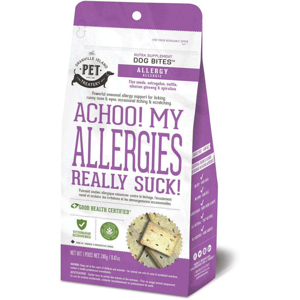 Granville Island Allergy Dog Treats | Dog Treats -  pet-max.myshopify.com