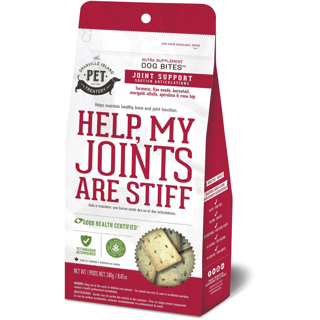 Granville Island Joint Support Dog Treats  Dog Treats - PetMax
