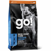 GO! SKIN + COAT CARE Chicken Recipe for dogs  Dog Food - PetMax