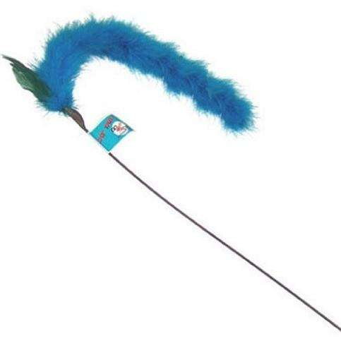 Go Cat Long Cat Tail Tickler  Cat Toys - PetMax