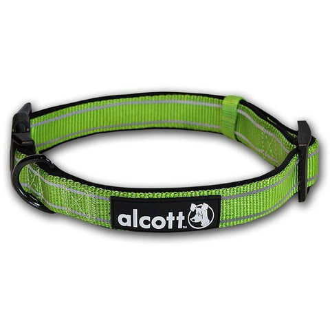 Alcott Adventure Adjustable Collar Green