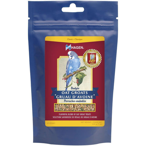 Hagen Budgie Oat Treat, Bird Treats, Rolf C Hagen Inc. - PetMax