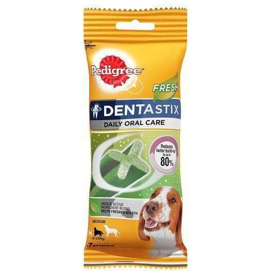 Pedigree Dentastix Fresh | Dog Treats -  pet-max.myshopify.com