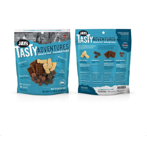 Jays Tasty Adventures Beef & Bacon Mix