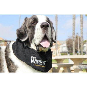 Wipe It! Dog Bib | Dog Clothing -  pet-max.myshopify.com