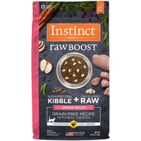 Nature's Variety Cat Instinct Raw Boost Indoor Chicken  Dry Cat Food - PetMax