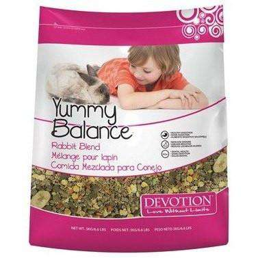 Devotion Yummy Balance Rabbit Blend, Small Animal Food Dry, Armstrong Milling - PetMax