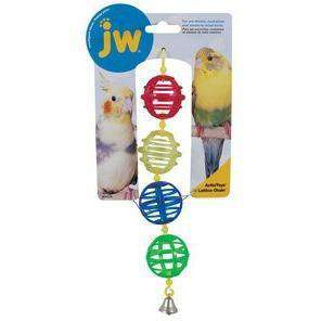 JW Activitoys Lattice Chain  Bird Toys - PetMax