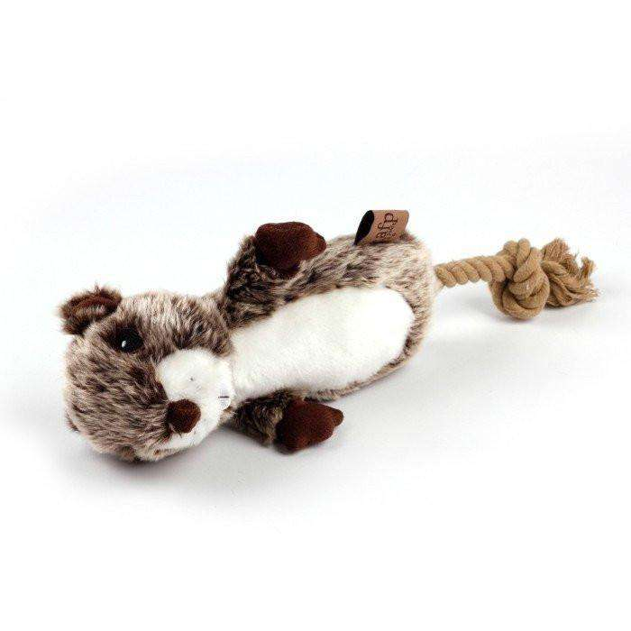 All For Paws Classic Justin Beaver Dog Toy  Dog Toys - PetMax