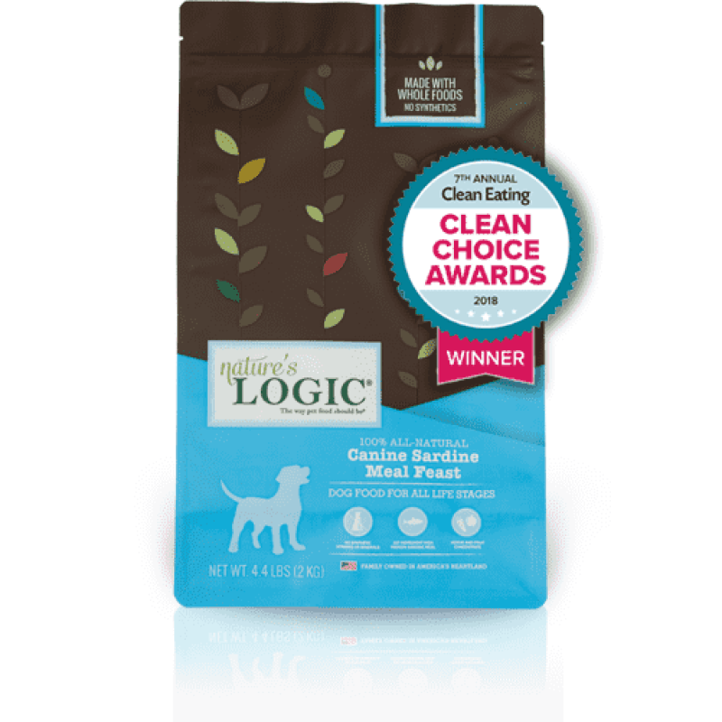 Nature's Logic Dog Food Sardine Feast  Dog Food - PetMax