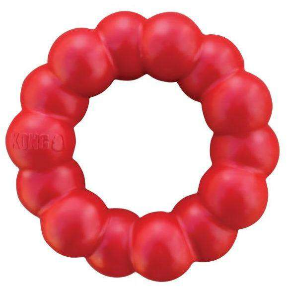 Kong Rubber Ring Dog Toy  Dog Toys - PetMax