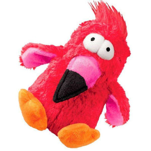 Kong Cozie Dog Toy DoDo Bird Red Dog Toys - PetMax