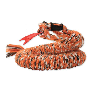 Mammoth Flossy Snakebiter Large Rope Bone  Dog Toys - PetMax